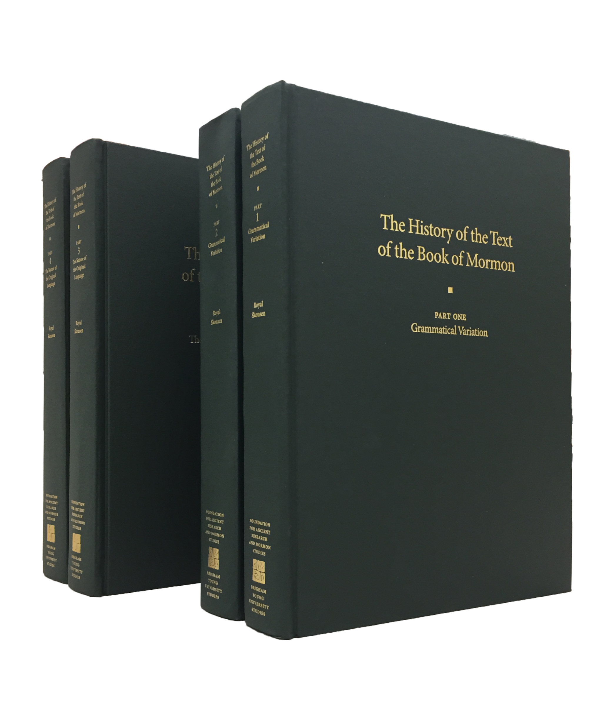 The History of the Text of the Book of Mormon